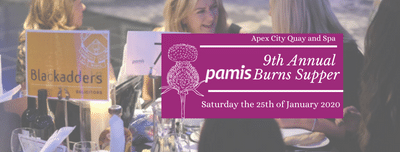 Join us for our fundraising 9th Annual Burns Supper!