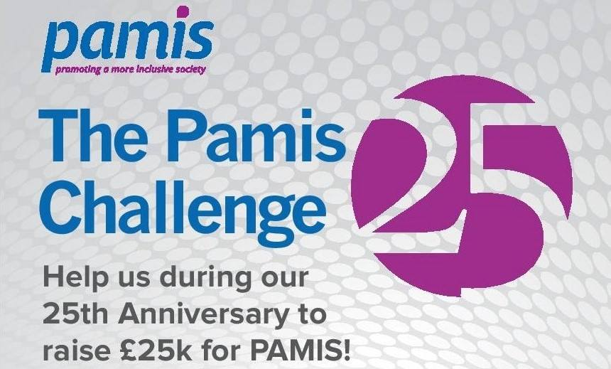 The launch of the PAMIS Challenge 25!