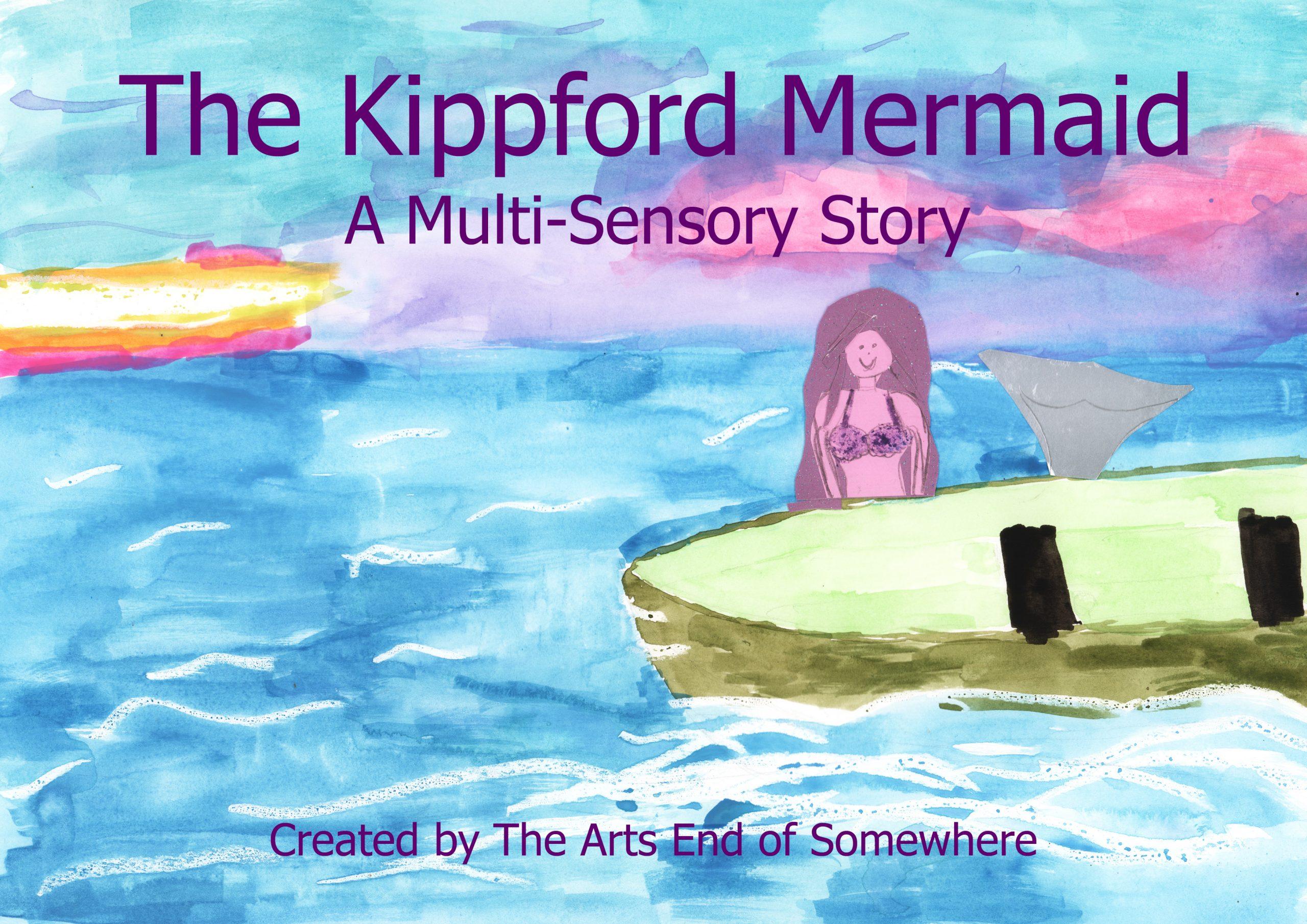 The Launch of the Kippford Mermaid