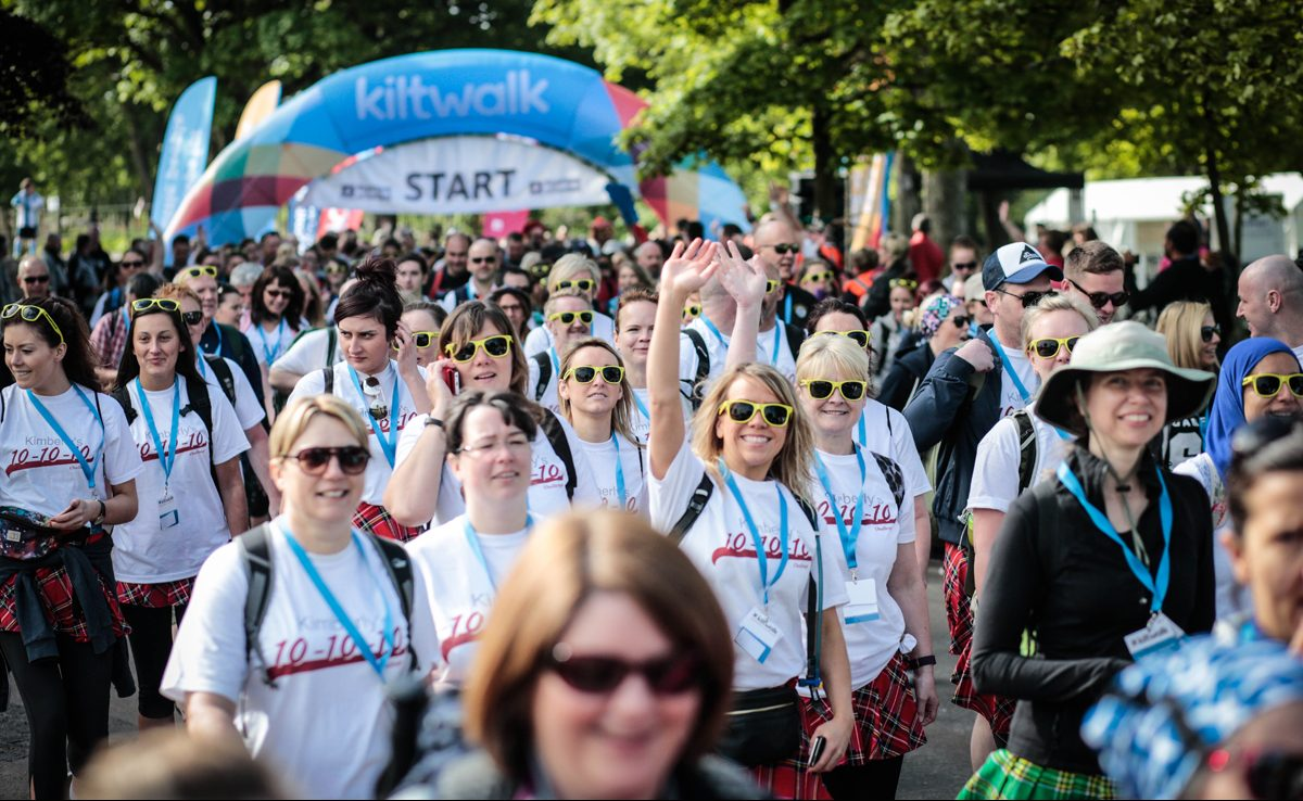 Kiltwalk 2017 – Sign up to walk for PAMIS