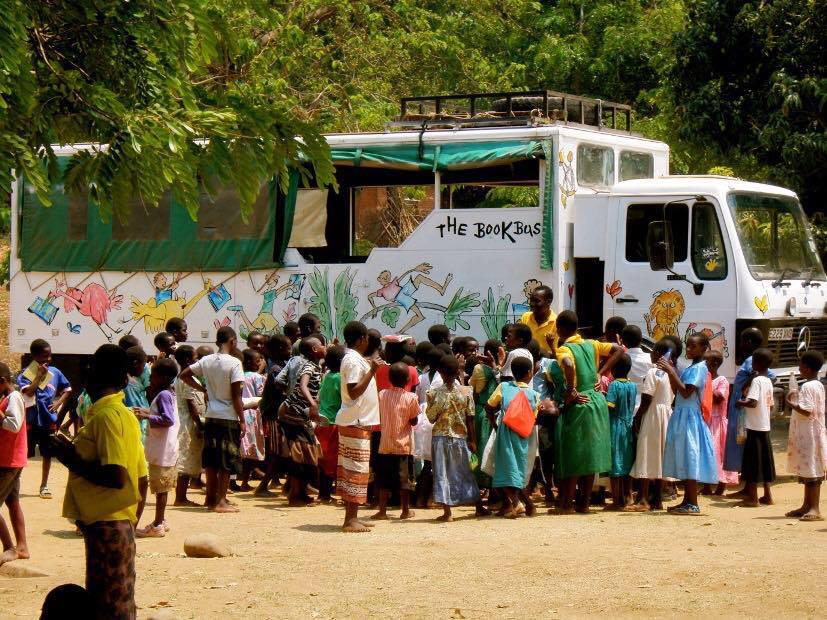 African Book Bus Trip