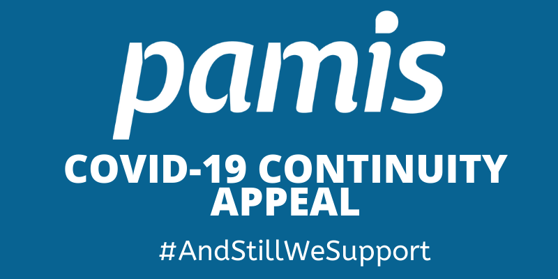 PAMIS COVID-19 Continuity Appeal