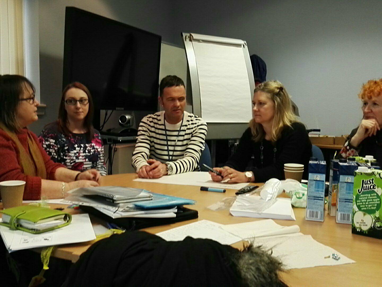 Delivering the First Scottish Postural Care Trainer Standardisation Day
