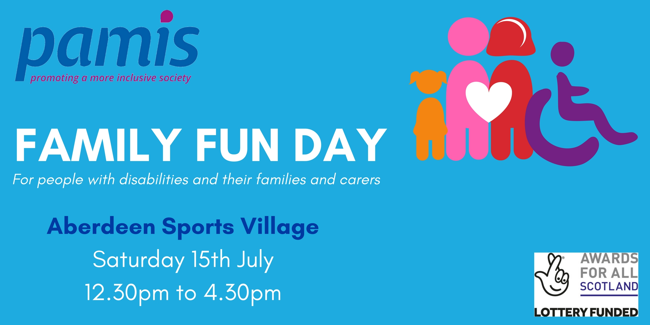 PAMIS Family Fun Day – Grampian