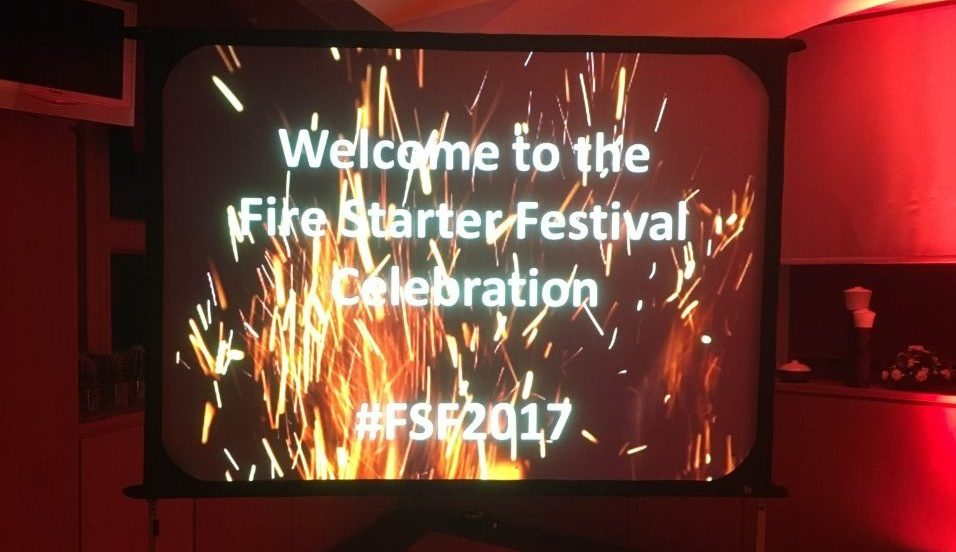 Fire Starter Celebration! Parliamentary Reception