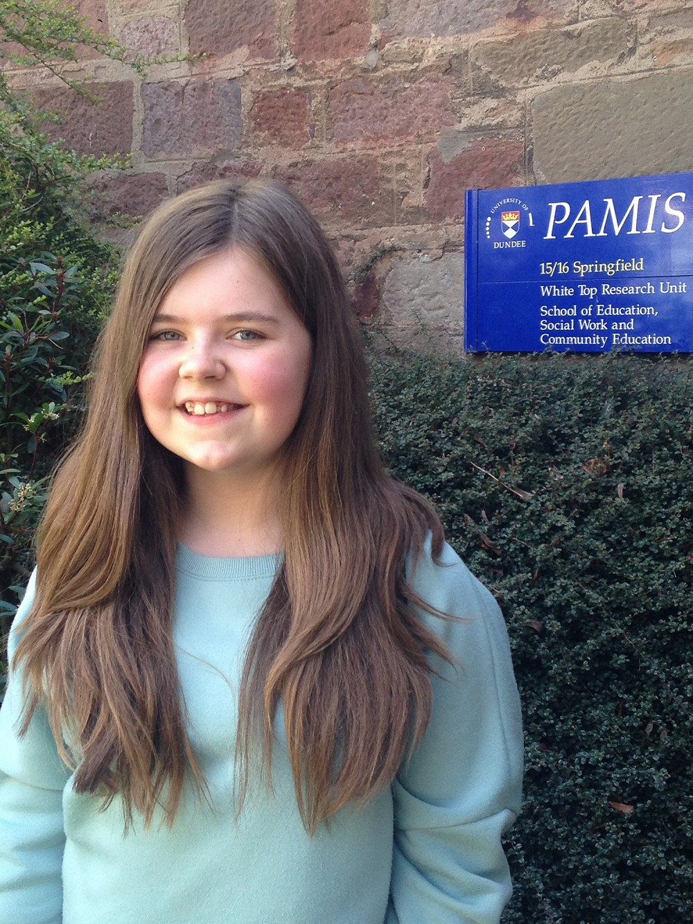 An interview with Heather, a volunteer at PAMIS