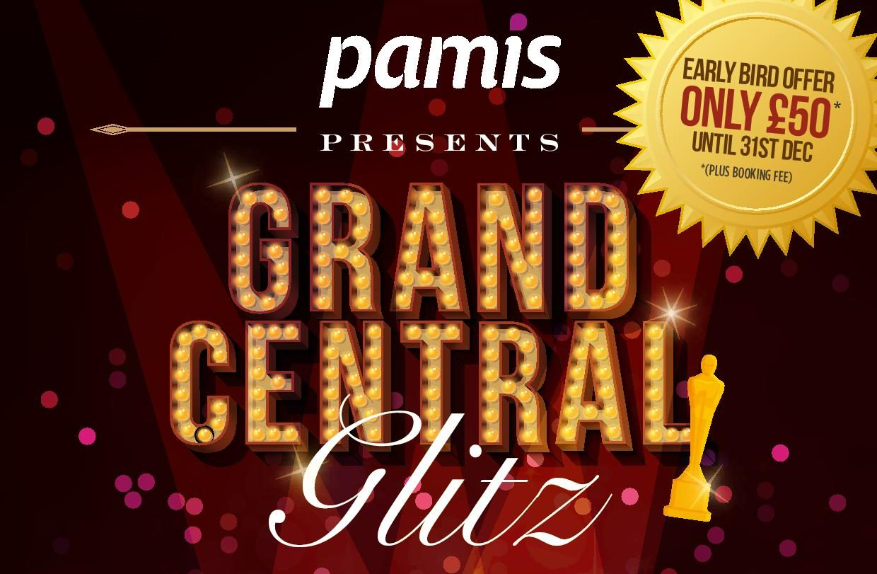 Grand Central Glitz award winners