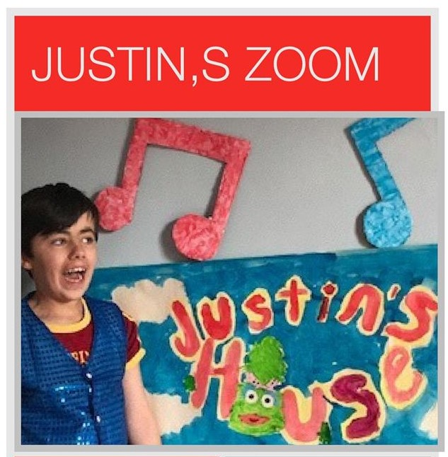 Dylan's performance – Justin's Zoom