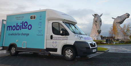 Why is PAMIS campaigning for a mobile Changing Places in Scotland?