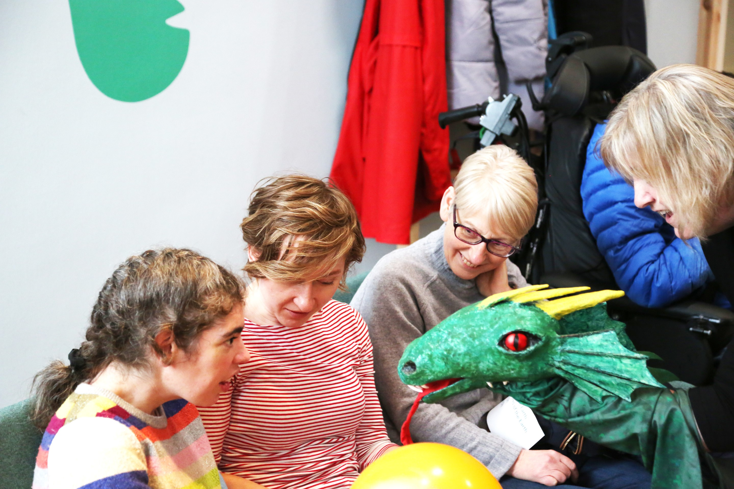 Multi-sensory Storytelling 'Connections' training course now available to book for June at SensationALL