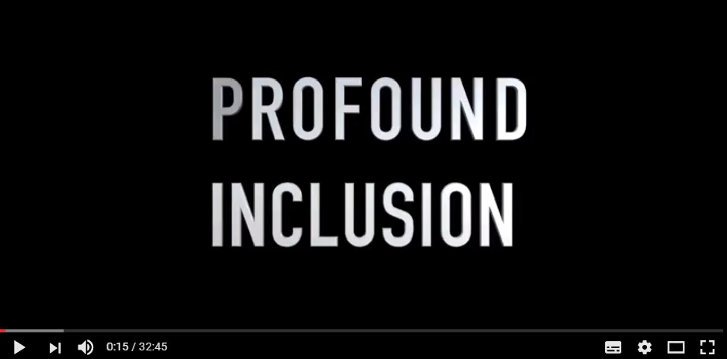 Amazing film on PROFOUND