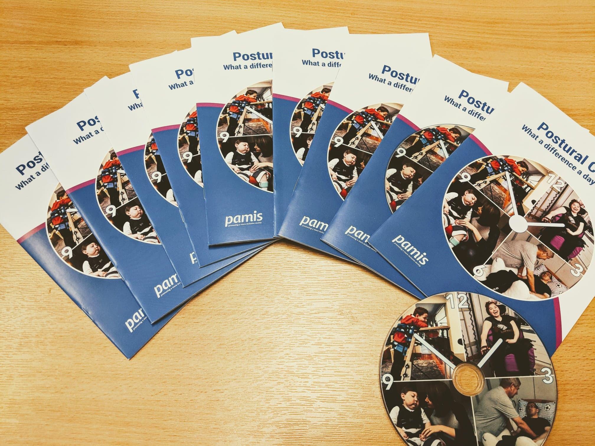 Postural Care gets Digital! Watch our Webinars