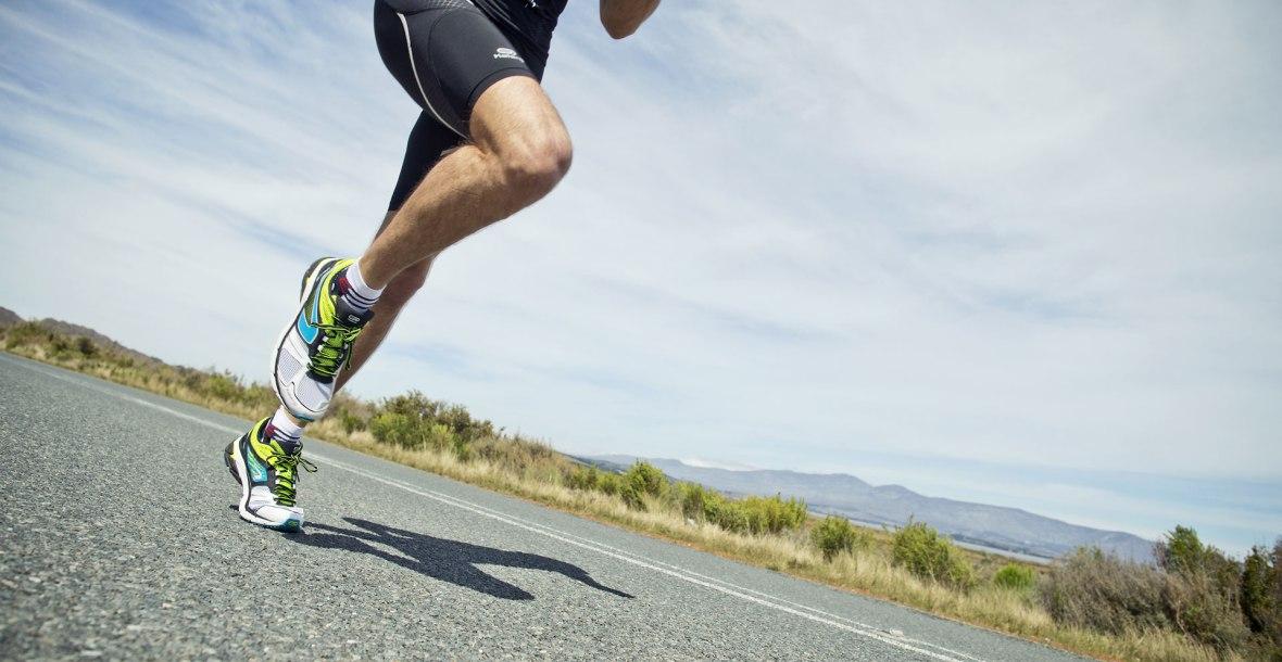 Ultra Running to Raise Awareness – Andrew Smart
