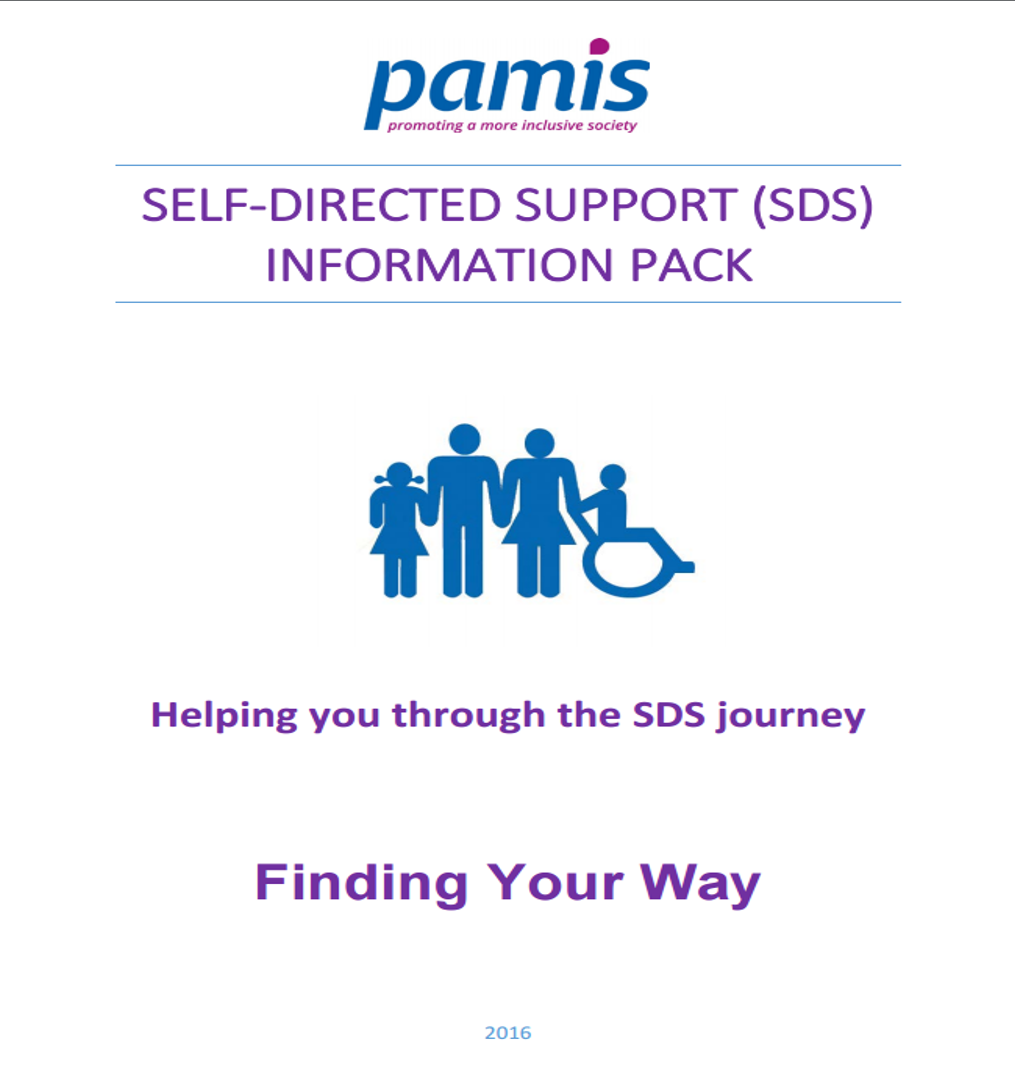 Self Directed Support Information Pack