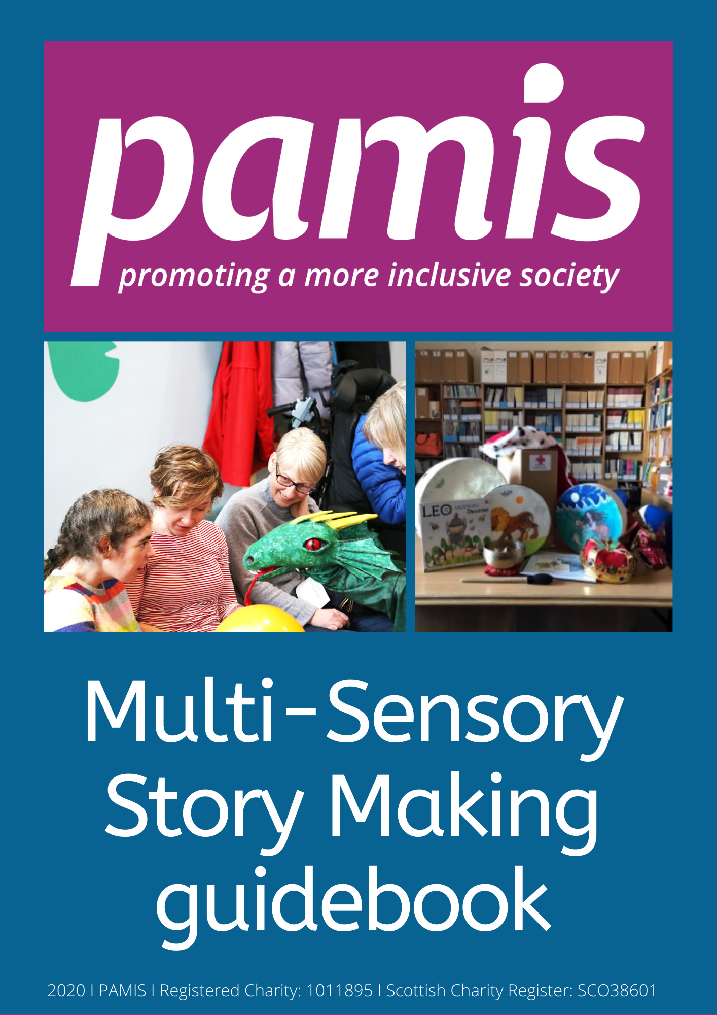 Create Your Own Multi Sensory Story