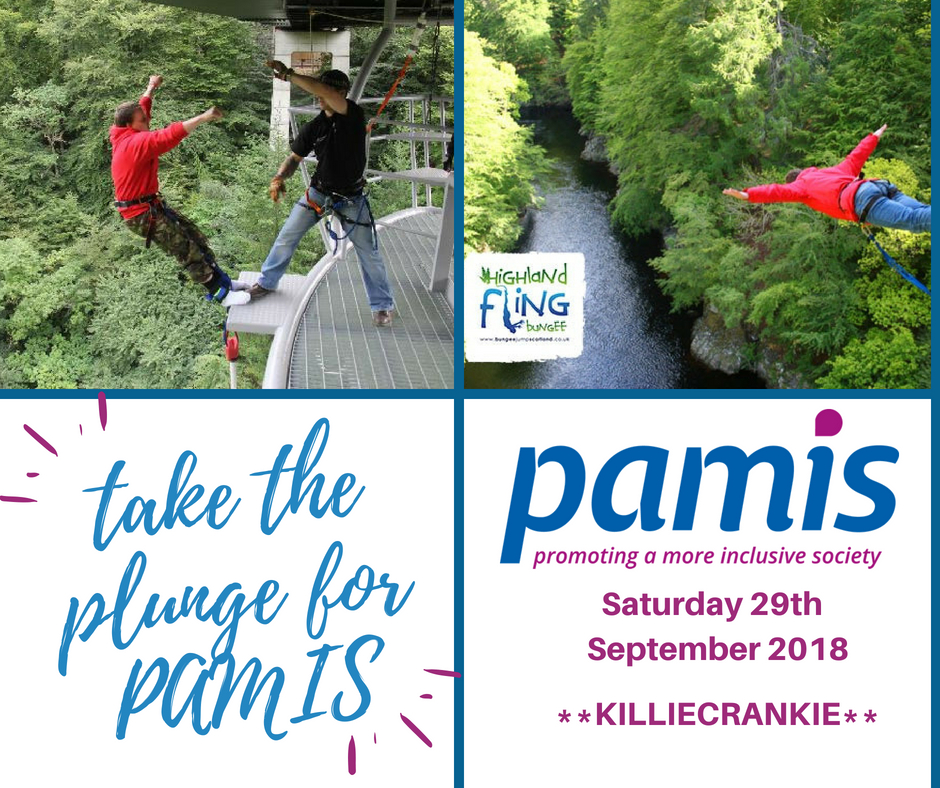 Take the plunge for PAMIS!